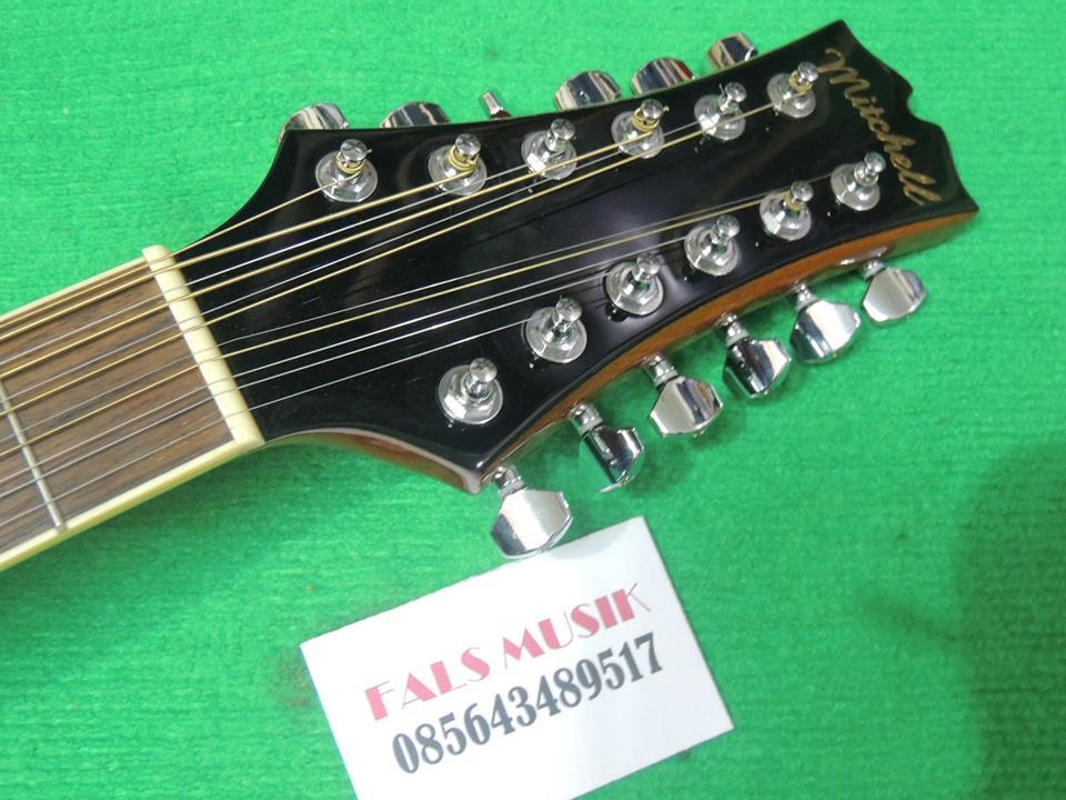 Gitar Akustik Elektrik Mitchell Md